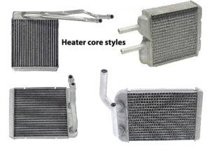 heater core replacement cost