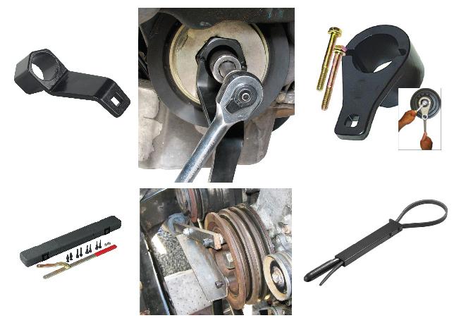 crankshaft holding tools