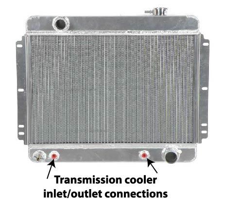 transmission service, transmssion cooler