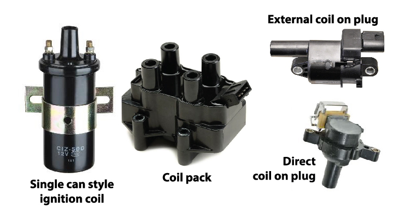 symtoms of bad ignition coil