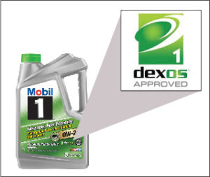 Special DEXOS oil for newer GM engines