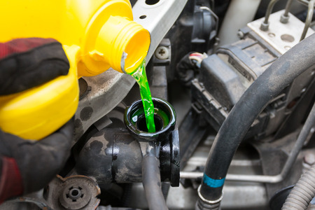 Can you use universal coolant? — Ricks Free Auto Repair