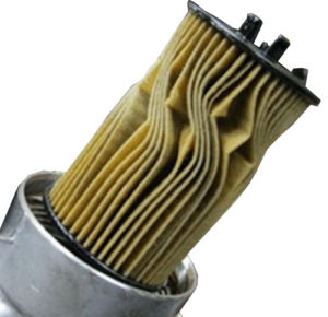 Chevy sonic oil filter twisted or smashed