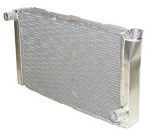 aluminum racing radiator