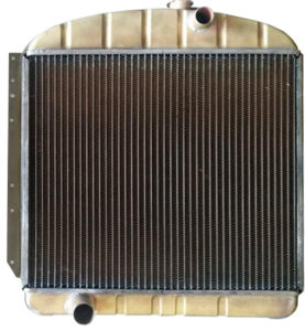 copper brass radiator