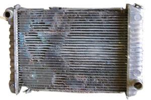 radiator damage from corrosion