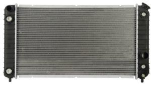 cross flow radiator