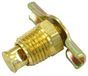 radiator drain valve petcock