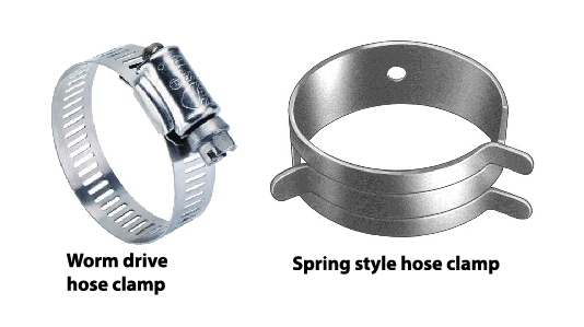 radiator hose clamp