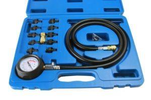 oil pressure gauge, test oil pressure