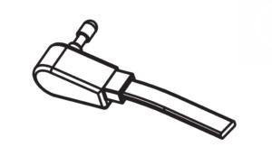 pin style wiper arm