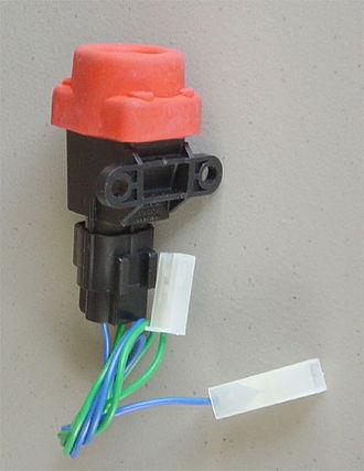 intertial fuel cutoff switch