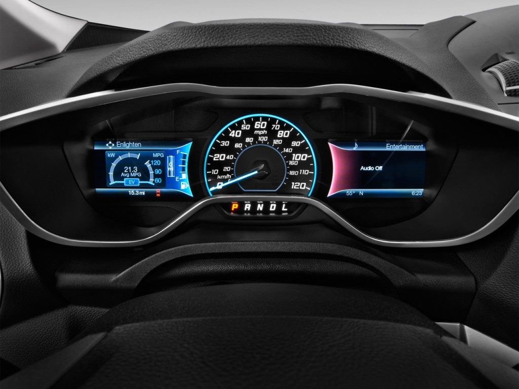 Instrument cluster problems ford