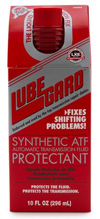 Lubeguard transmission additive
