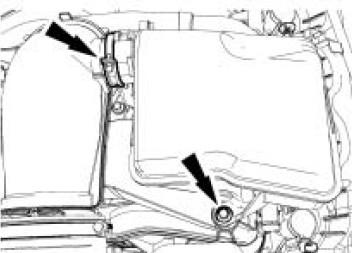 test fuel pressure, fuel pressure port