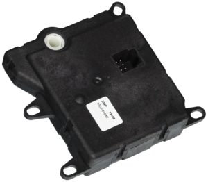 replace ford blend door actuator