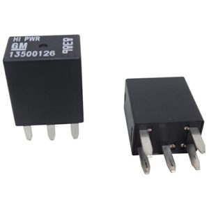 DRL relay