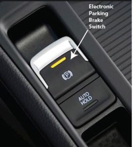 deactivate ford electronic parking brake