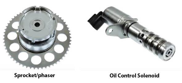P1345 crankshaft/camshaft position sensor correlation