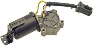 transfer case shift motor