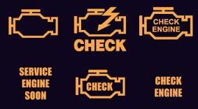 flashing check engine lgiht