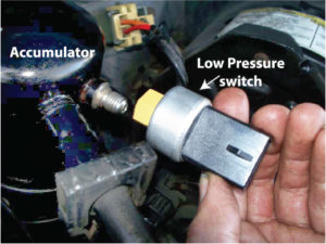 Jump a low pressure switch — Ricks Free Auto Repair Advice ...  Clk Ac System Wiring Diagram on