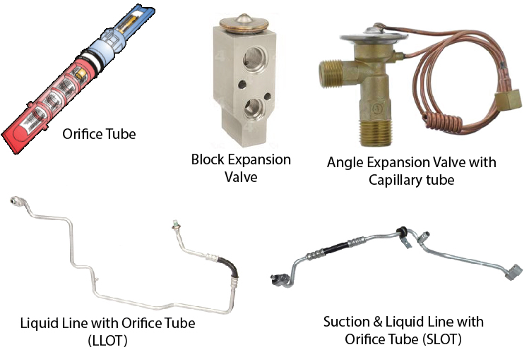 Ac System Types By Brand And Model \u2014 Ricks Free Auto Repair Advice Rhricksfreeautorepairadvice: 2004 Chevy Malibu Expansion Valve Location At Gmaili.net