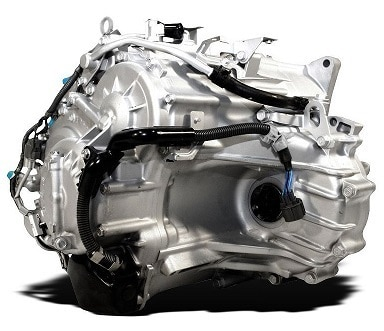 M5DA automatic transmission