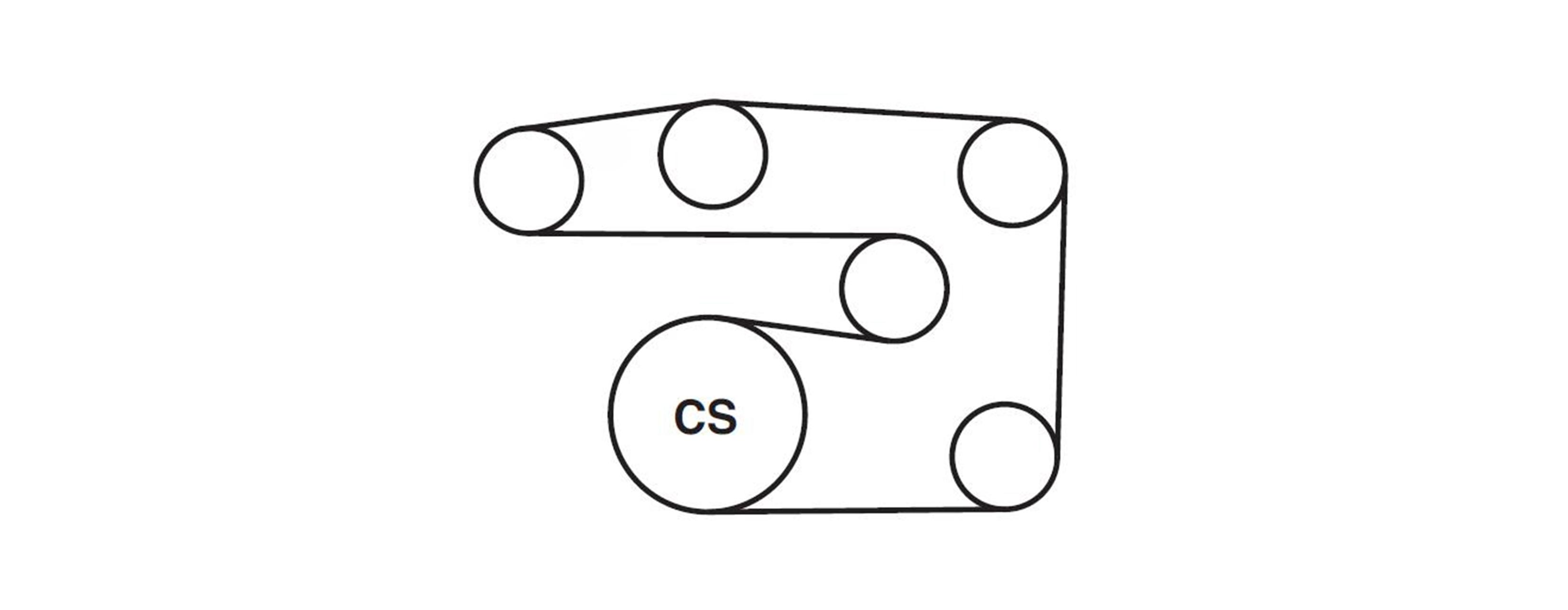 2013 chevrolet malibu engine diagram 2014 chevrolet serpentine belt diagrams     ricks free auto repair  2014 chevrolet serpentine belt diagrams
