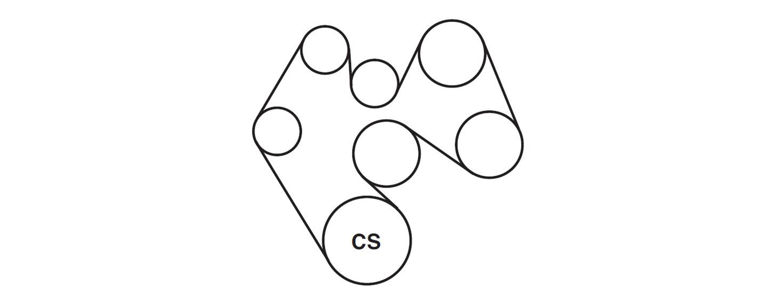 C15 Cat Serpentine Belt Diagram