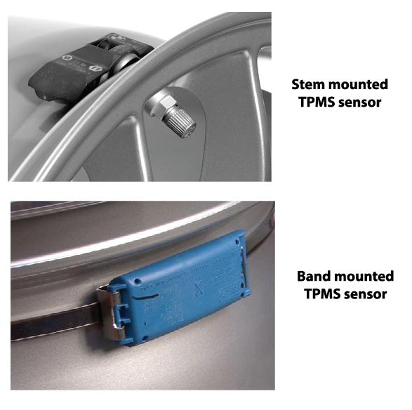 TPMS system sensor