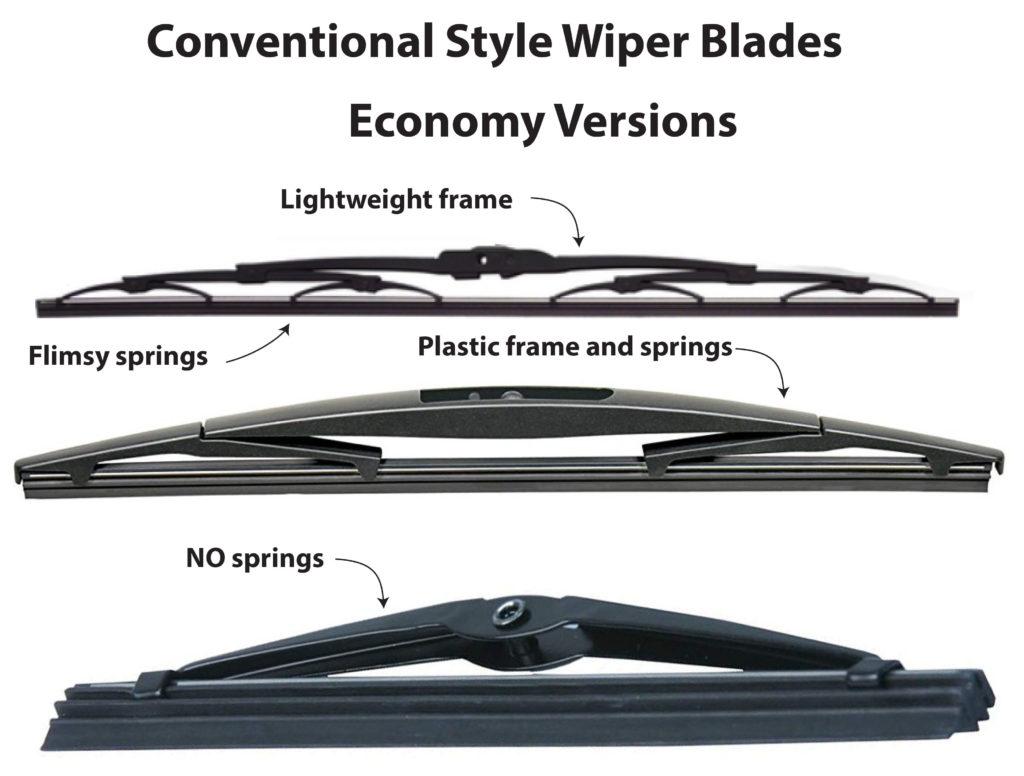 economy wiper blades