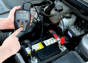 prepare your car for winter, test car battery
