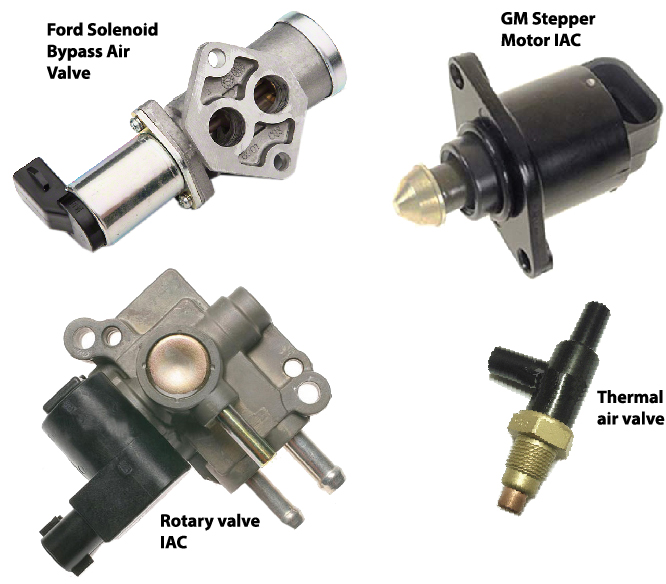 Idle Air Control Valve Motor for Ford Lincoln Mercury