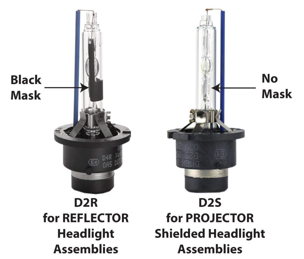 D2R D2S HID bulbs