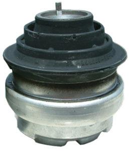 Fluid filled motor mount
