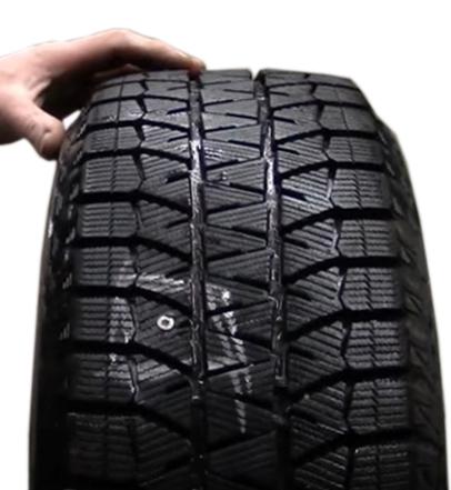 tire plug flat tire