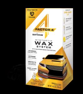 RustOleum Factor 4 Synthetic Wax
