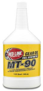 Red Line 50304_MT-90_GL-4_Gear_Oil_Quart-medium