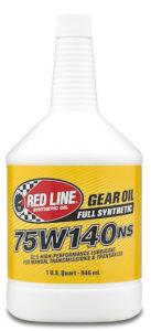 Red Line 57104_75W140NS_GL-5_Gear_Oil_Quart-medium