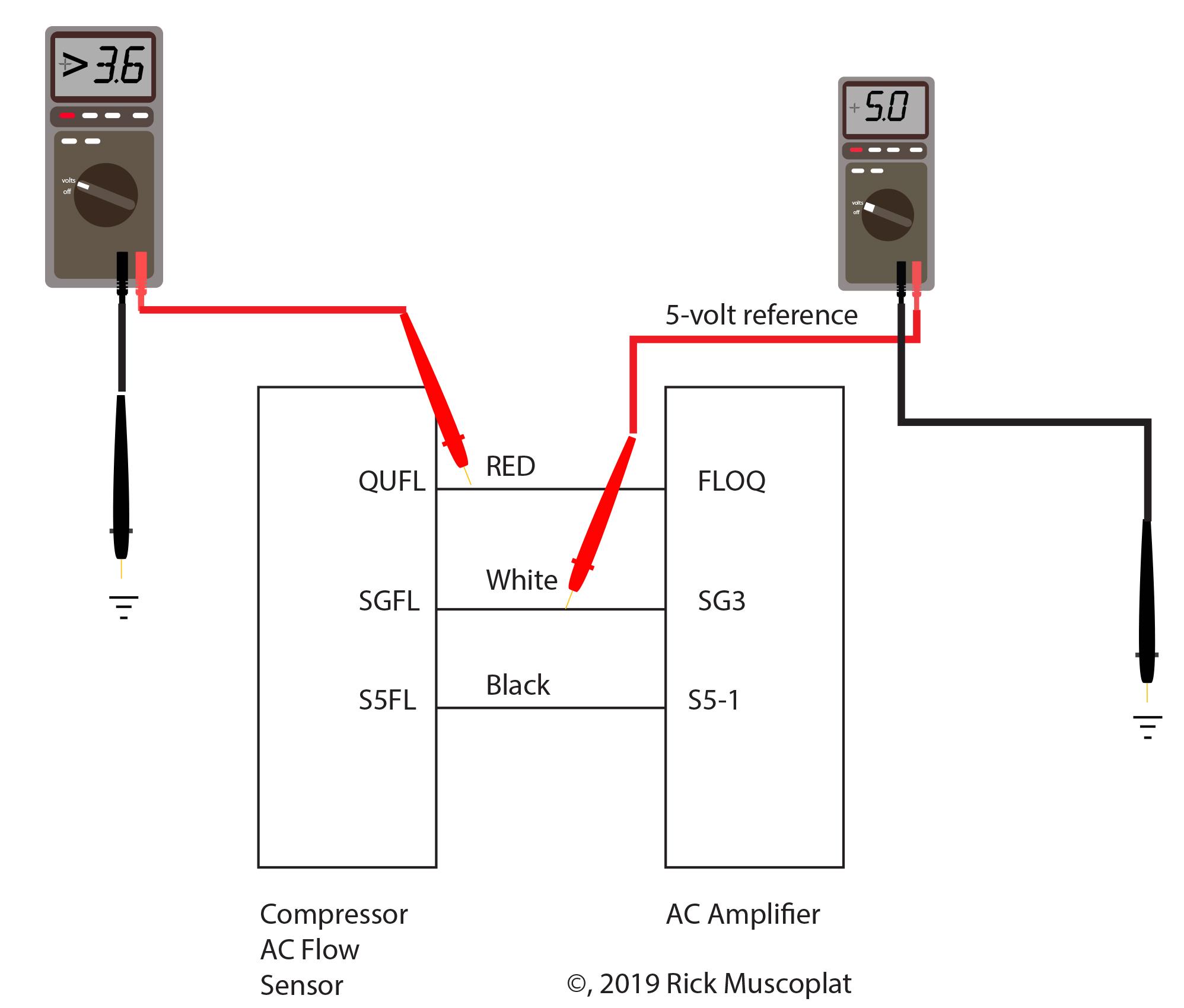 Toyota no AC and B1479 trouble code — Ricks Free Auto Repair Advice