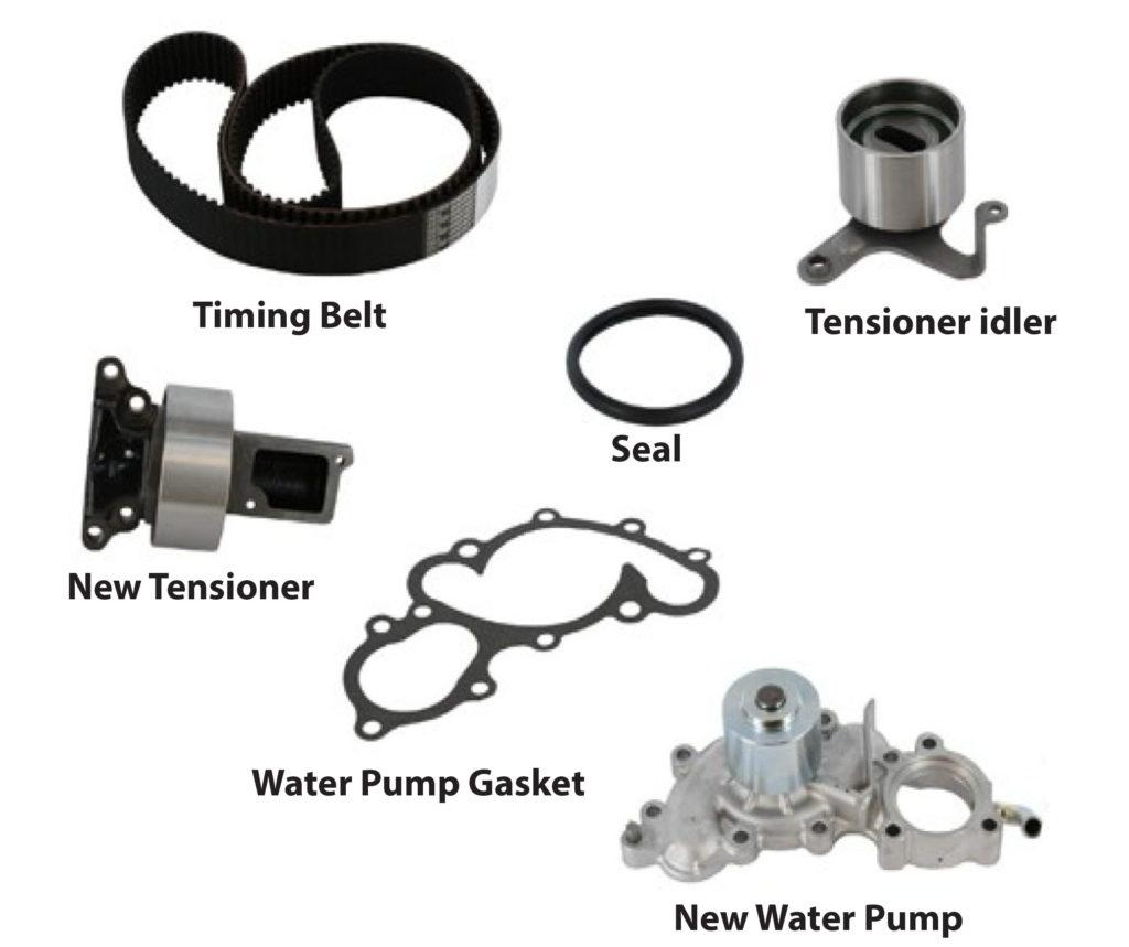 timing belt kit