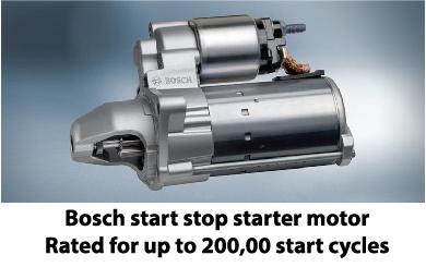 start stop starter