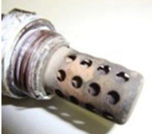 teflon tape on O2 sensor