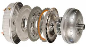 torque converter lock up