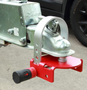 BOLT Off Vehicle Coupler Lock