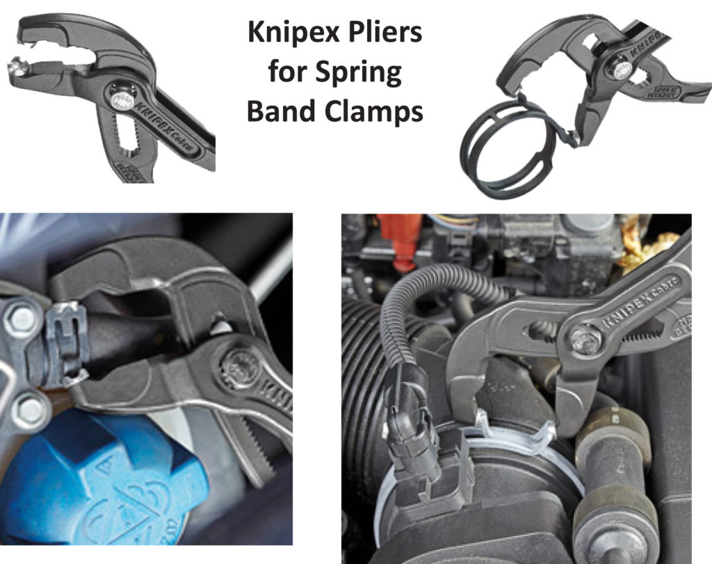 knipex hose clamp pliers