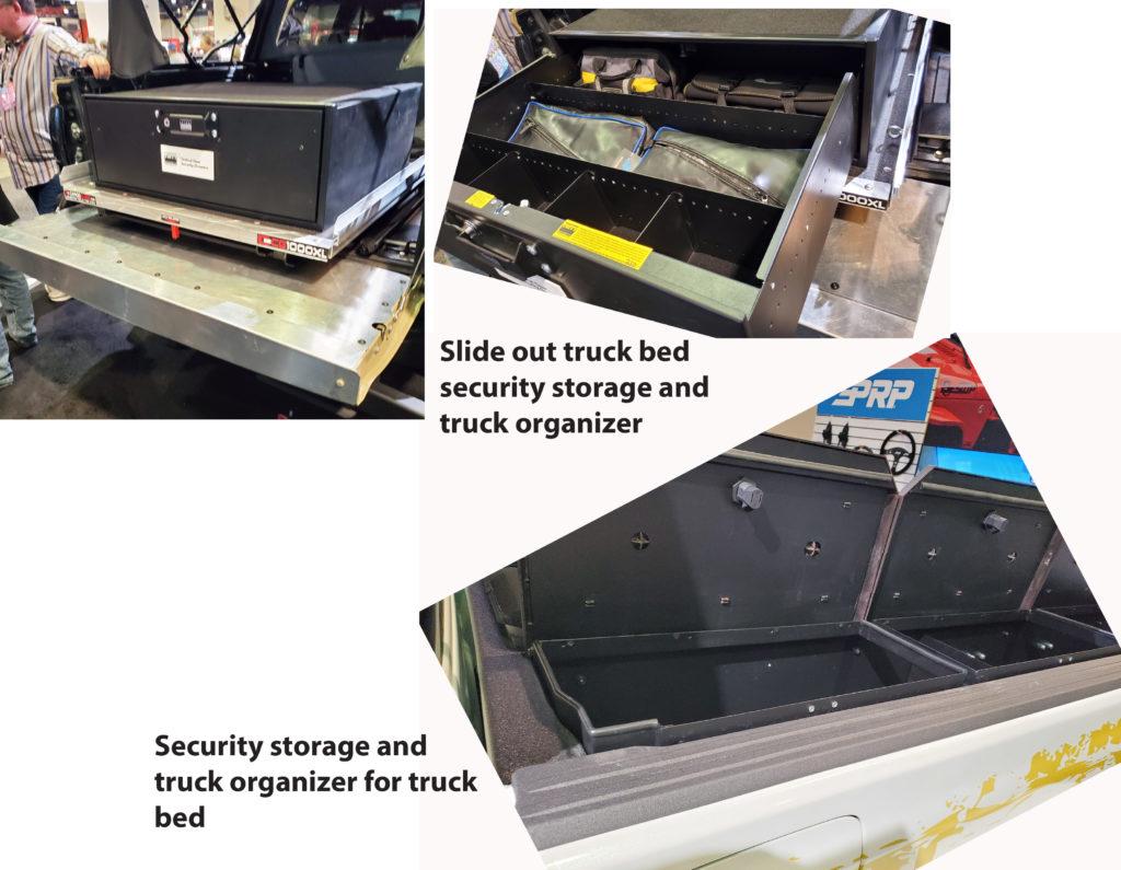 truck organizer