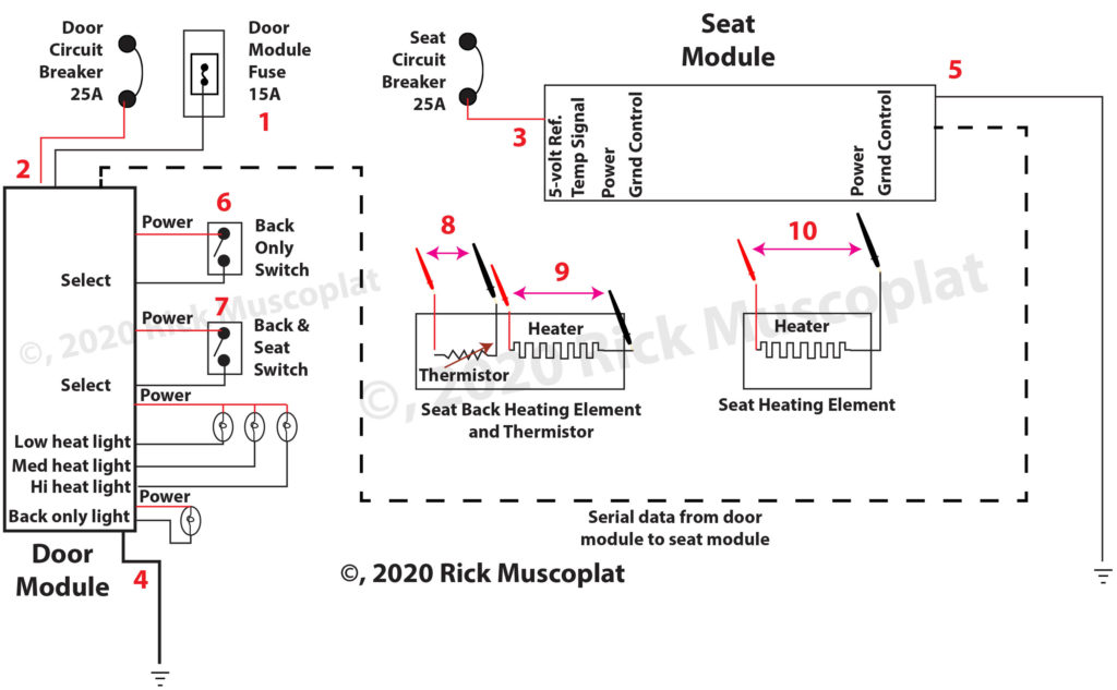 Heated Seats don't work — Chevrolet — Ricks Free Auto Repair Advice Ricks  Free Auto Repair Advice | Automotive Repair Tips and How-To | Bmw Heated Seat Wiring Diagram |  | Rick's Free Auto Repair Advice
