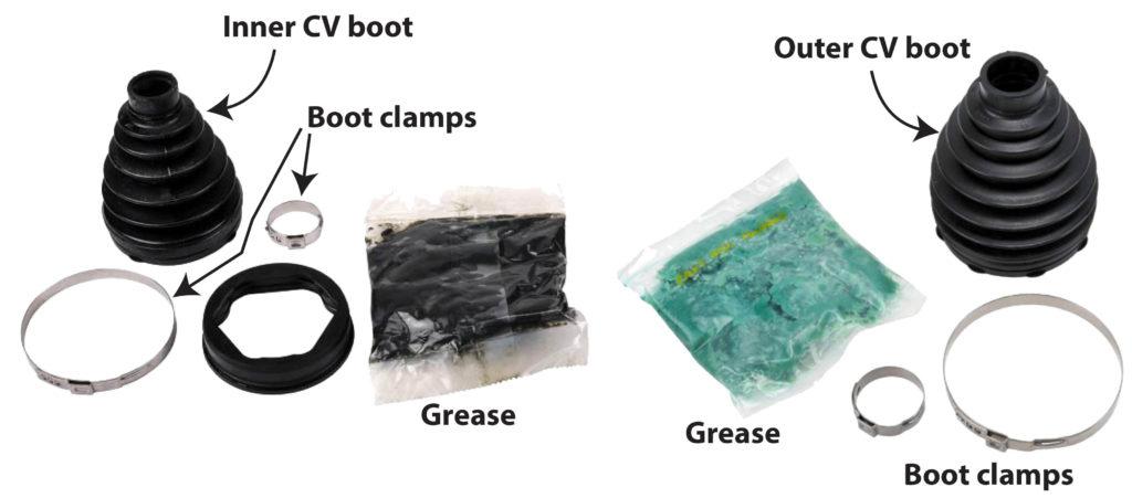 new cv boot cost